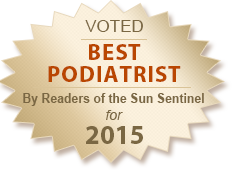 Voted Best Podiatrist for 2015